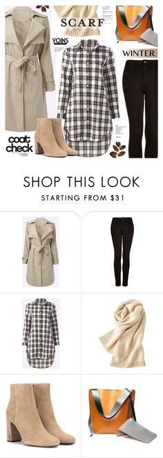 """""""Yoins 23"""" by anyasdesigns ❤ liked on Polyvore featuring Topshop, Uniqlo and Yves Saint Laurent"""