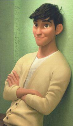 People keep telling me I look like Tadashi Disney Pixar, Disney Boys, Disney Memes, Disney And Dreamworks, Disney Art, Big Hero Baymax, Hiro Big Hero 6, Cute Cartoon Pictures, Cartoon Pics