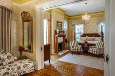 The Caracalla (Honeymoon) Suite is known as one of the most romantic suites in Savannah. Booked often for elopements and weddings in Savannah. Honeymoon Suite, Bed And Breakfast, Savannah Chat, The Help, Photo Galleries, Luxury, Interior, Guest Rooms, Elopements