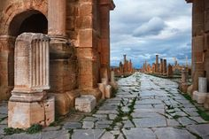 See a photo of the ruins of an arch from the Roman Empire by George Steinmetz, from National Geographic. Art Final, Romulus Et Remus, Voyage Rome, Stone Road, Rome Antique, National Geographic Travel, Empire Romain, Roman City, Europe