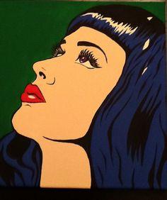 Katy Perry / Pop art