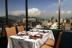 Restaurante Giratorio, Providencia #santiago #chile foto de Cristiane Barros
