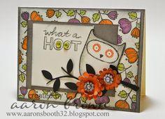 Booth #32: What a HOOT card #ShinHan