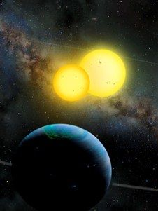 NASA Discovers New Double-Star Planet Systems | NASA