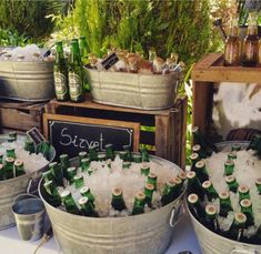Super Party Beer Bar Wine 42 Ideas - - The Effective Pictures We Offer You Mexican Party, Super Party, Beer Bar, Bar Drinks, Anniversary Parties, Rustic Wedding, Wedding Decorations, Wedding Ideas, Birthday Parties