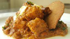 pollo alle mandorle india style 2