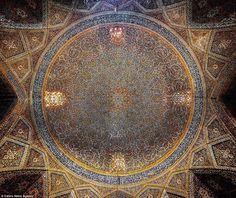 Zanjan Mosque Iran