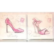 1000 images about zapatos on pinterest decoupage google and shoes - Cuadros juveniles para dormitorios ...
