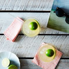 Liber & Co. Pineapple Gum Syrup & Texas Grapefruit Shrub on Provisions by Food52 #provisions #food52