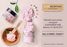 Visit us at Cosmoprof Fair 2018 Bologna Italy Hall21 Green Stand F7 #fair #instabeauty #beauty #cosmoprof #bologna #celebration #cosmoprofbeauty #italy #cosmetics #love #brand #skincare  #happy #events #staramydlarnia #trueobsessionltd