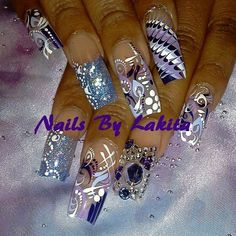 #nails #nailart #nailartist #nowbooking #nailtechatl #nailsbylakita #atlanta #atlnails #atlnailtech #atlantanails #swarovskicrystals #celebritynailsatl #celebritynailtech