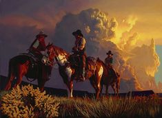 Inseparable by Mark Maggiori Monument Valley, Art Occidental, Heritage Museum, West Art, Cowboy Art, Le Far West, Old West, Horse Art, French Artists
