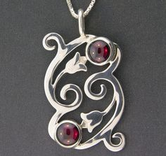 My favorite jeweler and craftsman. I love to buy myself presents by Tom Burns of Westminster!