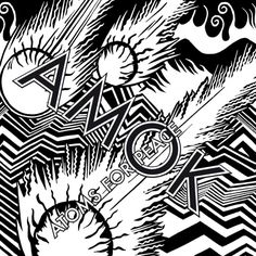 Atoms for Peace Down and Dirty Side Shines on Wax   my review for Big Black Disk!