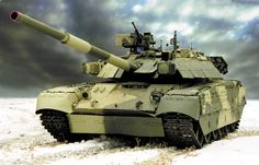 Main Battle Tank | The Oplot main battle tank is based on a T-80UD , but has a number of ...