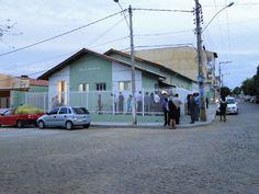 Salão do Reino das Testemunhas de Jeová - Brumado - BA - Brasil