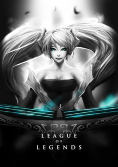 League of Legends - Sona ♥