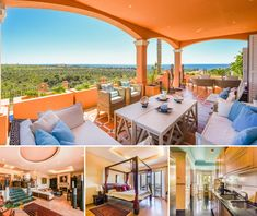 Beautiful and well-appointed villa set in a quiet and secure area. The house is nicely built with top qualities over two floors, a ground level and a huge solarium… Luxury Property For Sale, How To Level Ground, Second Floor, Floors, Villa, Table Decorations, Bedroom, Building, Top