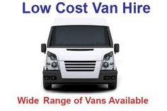 van hire in cardiff
