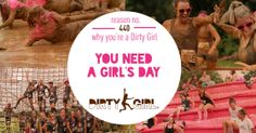 Repin if you agree! Register at http://godirtygirl.com