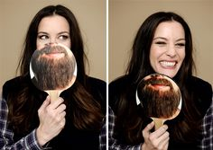 Liv Tyler with a beard and other celeb pics from Sundance.