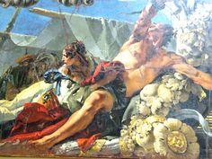 Castigo dei Serpenti Giambattista Tiepolo Gallerie dell'Accademia Veneza