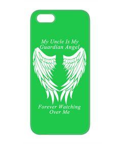 Uncle Guardian Angel Phone Case