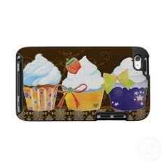 Cute Cupcake iPod Touch Case, 4G