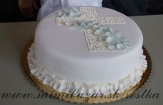 Funeral Cake, Occasion Cakes, Vanilla Cake, Special Occasion, Desserts, Inspiration, Food, Cake Art, Themed Cakes