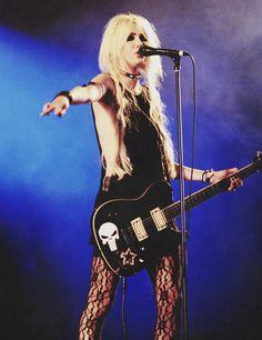 Taylor Momsen ✾ of. The Pretty Reckless