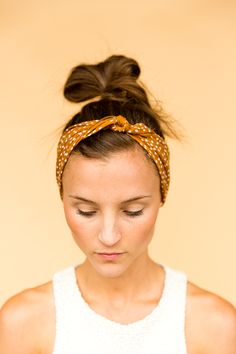 6 DIY Ways to Style a Bandana for Summer