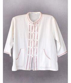 เสื้อผ้าฝ้ายเมืองคอจีน แขนยาว ปักลายด้นมือ เนื้อผ้าอย่างดี ม่อฮ่อมแพร่.com ร้านเสื้อผ้า ขายส่งเสื้อหม้อฮ่อม ม่อฮ่อม ผ้าพื้นเมือง เสื้อผ้า จากจังหวัดแพร่ ราคาถูก  ผลิตและจำหน่าย ม่อฮ่อม หม้อห้อม หม้อฮ่อม หม้อห้อมแพร่ ม่อห้อม หม้อฮ่อม หม้อฮ่อมแพร่ หม้อห้อม รับผลิตเสื้อหม้อฮ่อมสำหรับนักเรียน ชุดสำหรับหน่วยงานต่างๆ(จำนวนมาก) ม่อฮ่อมคุณภาพ ม่อฮ่อมแพร่ กางเกงเล ผลิตจากผ้าฝ้าย ผ้าโทเร สินค้าคุณภาพดี สินค้าดีจากเมืองแพร่