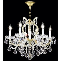 "James R. Moder Maxfield 23"" Wide Chandelier -"