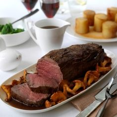 Fillet of Welsh Black traditional breed beef from John Williams, a small scale farmer and butcher in Denbigh North Wales Gourmet Recipes, Beef Recipes, Welsh Recipes, Christmas Hamper, North Wales, Chocolate Gifts, Smoked Salmon, Food Hacks, Farmer