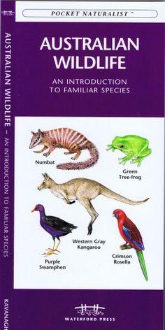 Wildlife waaier met de dieren van Australie
