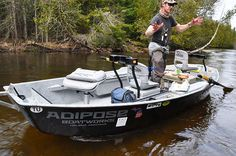 How to Choose a Drift Boat, Part II: Adipose Skiff