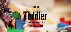 Top 10 Best Toddler Trampoline and Small Trampoline Options | My Trampoline Kids Small Trampoline, Trampoline Reviews, Toddler Trampoline, Backyard Trampoline, Backyard Farming, Indoor Bounce House, Trampoline Accessories, Trampolines, Things That Bounce