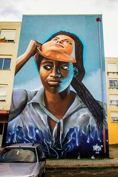 by Nomen Dubius in Lisbon Portugal
