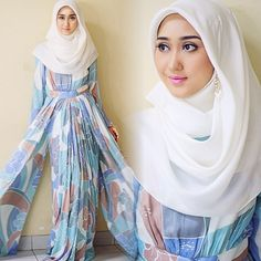 Hijab Hana Dian Pelangi