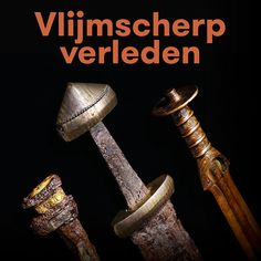Een zwaard is niet alleen een wapen, het is veel meer dan dat. Al eeuwenlang staan zwaarden symbool voor macht, gerechtigheid en krijgskunst. Ze hebben vaak een aparte status en worden gezien als objecten met een eigen 'persoonlijkheid'. Zwaarden spreken nog steeds tot de verbeelding, net als degenen die ze droegen: strijders, ridders en soldaten. Kom het zien in de tentoonstelling Vlijmscherp verleden | Rijksmuseum van Oudheden
