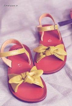 مدل کفش بچه گانه دخترانه و پسرانه بسیار زیبا