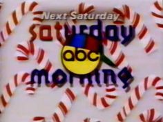 Promo - ABC Saturday Morning - T'was the Week Before Christmas (1994) [ABC]