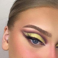 Fancy Makeup, Unique Makeup, Creative Makeup, Pretty Makeup, Unicorn Makeup, Kiss Makeup, Beauty Makeup, Hair Makeup, Makeup Goals