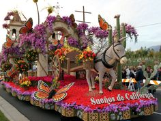 Tournament of Roses Parade : Jet-Setting January : TravelChannel.com