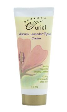Aurum Lavender Rose Cream - Uriel Pharmacy - anthroposophical products! And from Wi