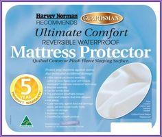 Ultimate Reversible Waterproof Mattress Protector from Harvey Norman New Zealand Buy Electronics, Harvey Norman, Queen Mattress, Mattress Protector, Dream Bedroom, New Zealand