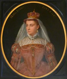 Mary Stuart by ? (Château de Cadillac - Cadillac, Aquitaine France) | Grand Ladies | gogm