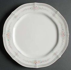 Rothschild - Service for 12, creamer, sugar, platter, salt & peper