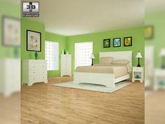 3D Model Bedroom Furniture 28 Set c4d, obj, 3ds, fbx