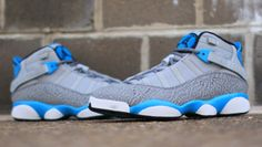 a8a6ac9e65a Last year's return of Jordan 6 Rings made the rounds in Bel Air, Gamma Blue  and BRED form.
